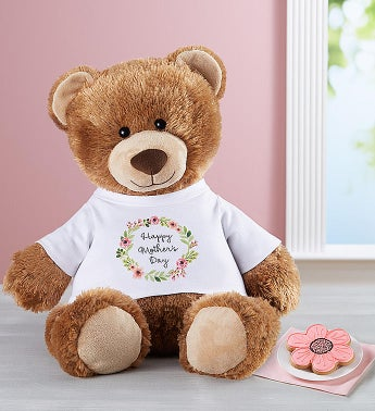 Personalized Tommy Teddy For Mothers Day