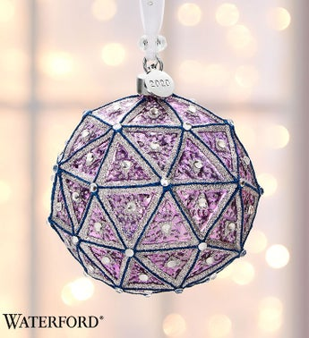 Waterford 2020 Times Square  Ornament