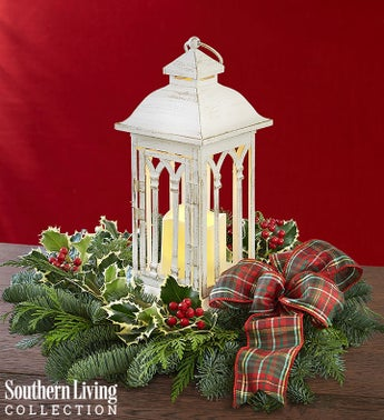 Lantern Centerpiece By Southern Living