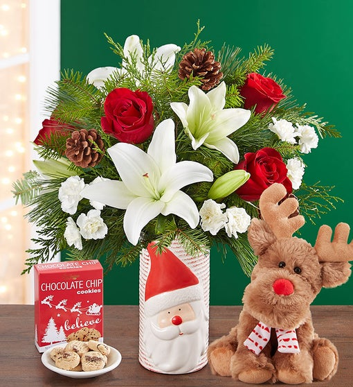 Holiday Tidings™ Bouquet