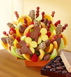 Abundant Fruit and Chocolate Tray™ Bundle