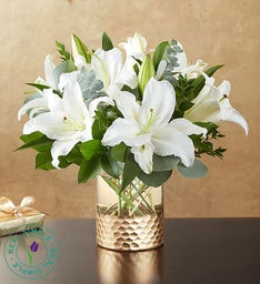 Classic Lily Bouquet by Real Simple®