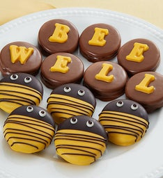 Bee Well Oreos