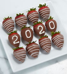Star Graduate Dipped Strawberries