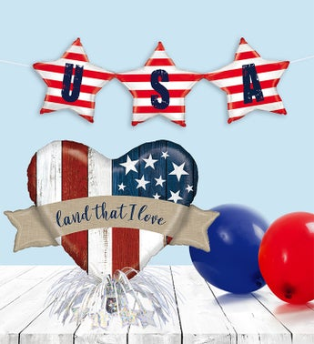 Patriotic Party Kit
