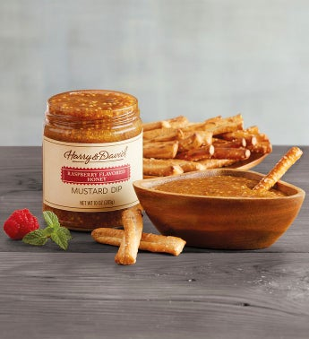 Raspberry Honey Mustard Dip