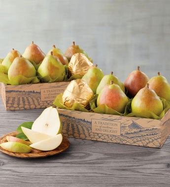 Two Boxes of Royal Verano® Pears