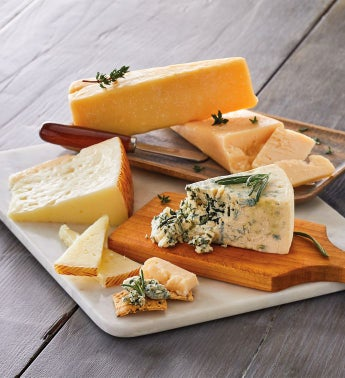 Gourmet Cheese Assortment