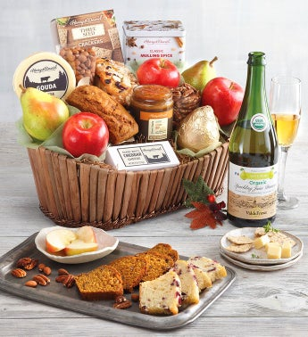 Harvest Favorites Gift Basket