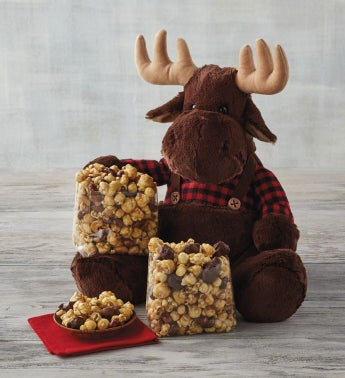 MM Moose Plush Gift