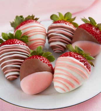 Sweet Desiretrade Dipped Strawberries 8211 6 Count