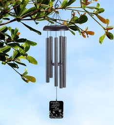 Garden of Thoughts Personalized Wind Chime