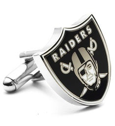 Oakland Raiders Cufflinks