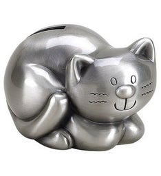 Personalized Kitty Bank