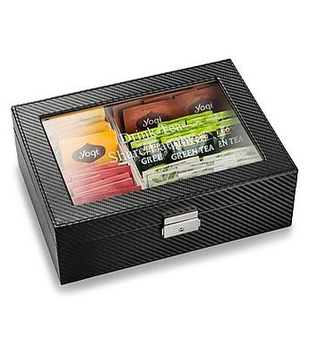 Personalized Tea Box