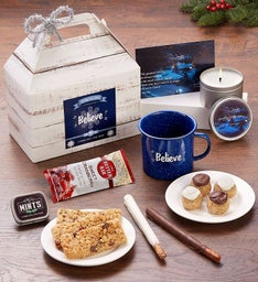 Socially Good Wishes Holiday Gift Box