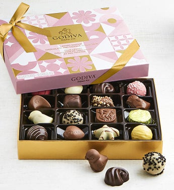 Godiva 16pc Limited Edition Chocolates  Truffles