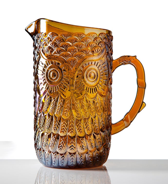 Owl Pitcher
