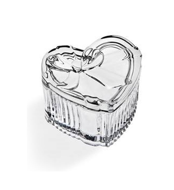 Heart Covered Box