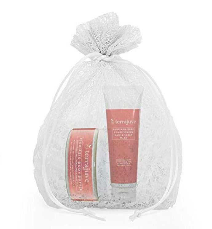 Psoriasis Relief Combo Organic and Natural Gift Pack
