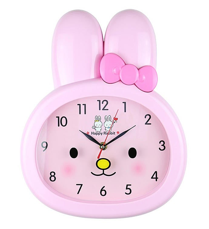 Rabbit Wall Clock