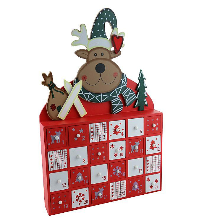 Moose Advent Calendar