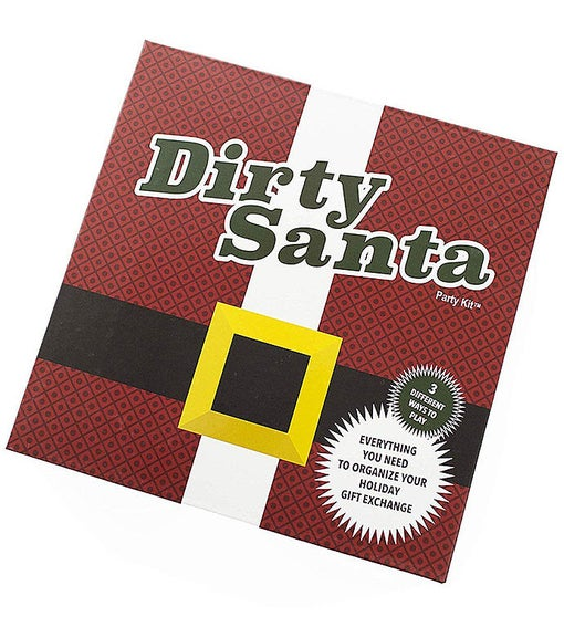 Dirty Santa Party Kit