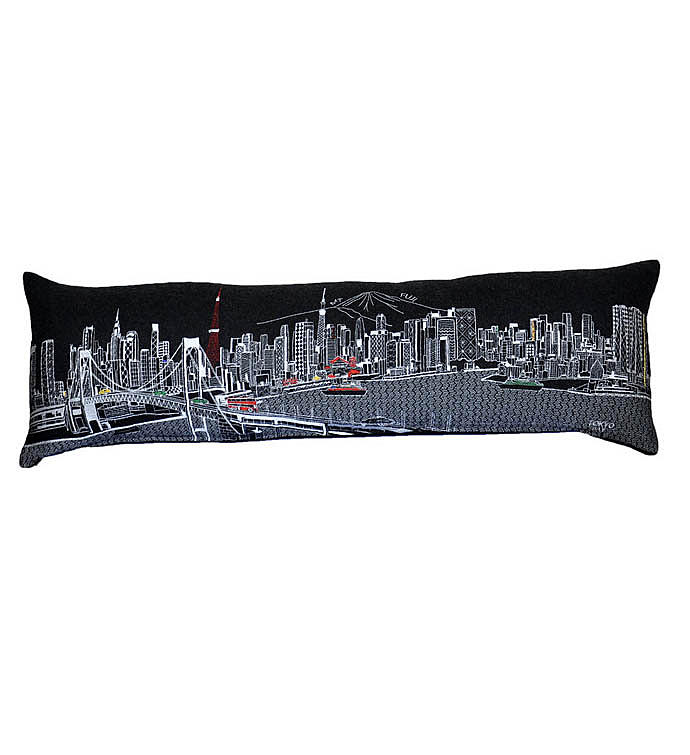 City King Night Pillow