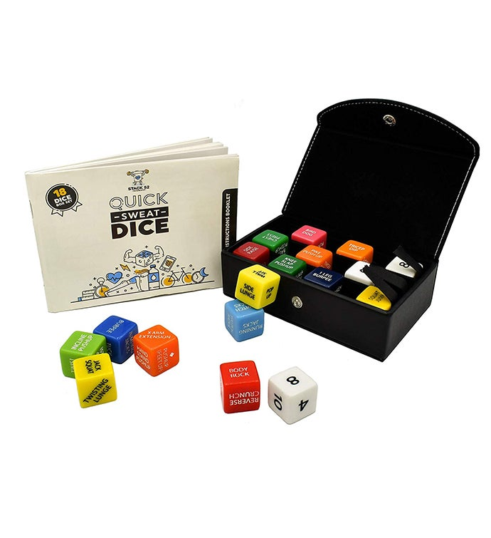 Quick Sweat Dice Box Set