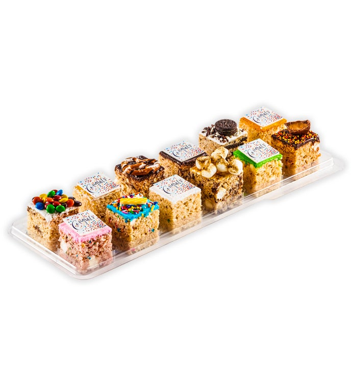 Treat House  Congratulations 12- Pack