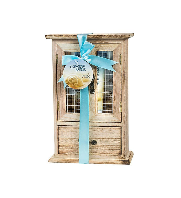 Oceanside Breeze Spa Gift Set