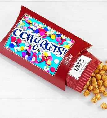 Cards With Pop CongratulationsConfetti